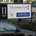 Signage Shot | Ventell Moves to Newmarket | Ventell