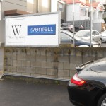 Signage View | Ventell Moves to Nemwarket | Ventell