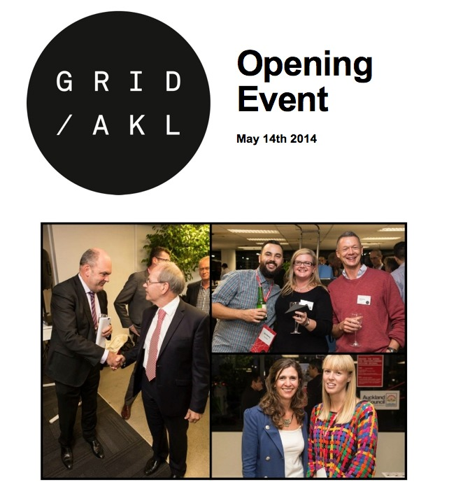 Grid AKL Opening Event - 14th May 2014 | Ventell