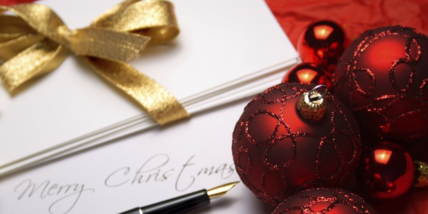 New Zealand Herald - December 2014 - Where did all the real Christmas Cards go? Debra Chantry - Business Coach