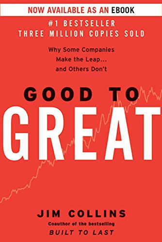 Good to Great   Jim Collins   Book Summary